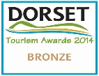 Dorset Tourism Awards Bronze