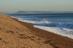 Image: The Chesil Beach