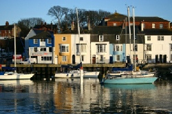 Image: Weymouth Quay, 5 miles from Bagwell Farm Touring Park