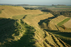 Image: Maiden Castle