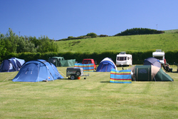 Image: Tents at Bagwell