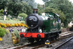 The Steam Railway at Swanage